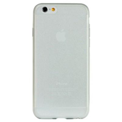Чехол-накладка BMT для iPhone 6/6s Expression ICE (прозрачно-белый)