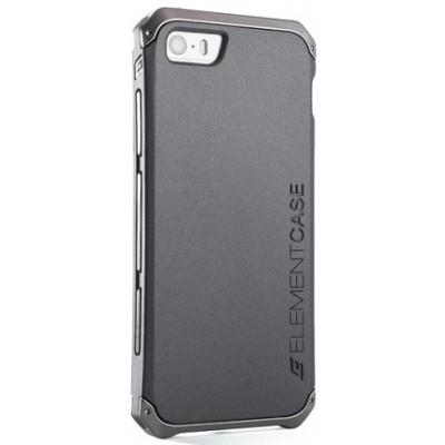 Чехол-накладка Element для iPhone 5/5S Solace (черный)