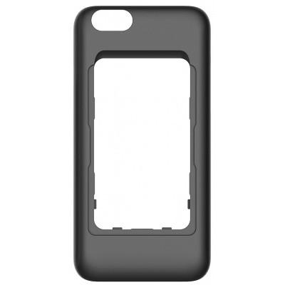 Чехол-накладка Elari CardPhone для iPhone 6/6s (черный)