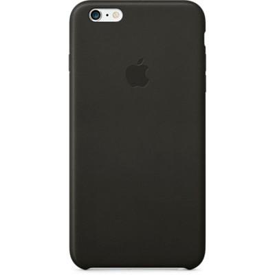 Чехол-накладка Apple iPhone 6 Plus/6s Plus (черный) MGQX2ZM/A