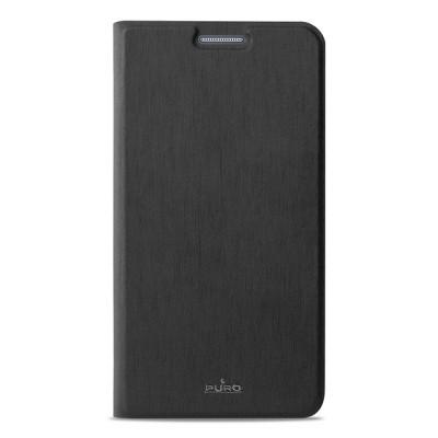 Чехол-книжка Puro для Galaxy A3 ECO-LEATHER (черный)