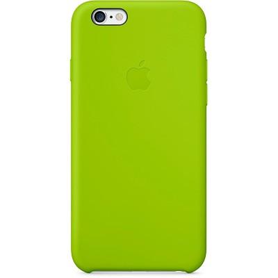 Чехол-накладка Apple для iPhone 6/6s силикон (зеленый) MGXU2ZM/A