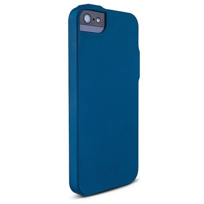 "Чехол-накладка Beyzacases для iPhone 5 ""Snap"" (синий) BZ24551"