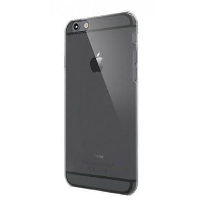 Чехол-накладка Colorant для iPhone 6 Plus/6s Plus С0 Hard Clear (черный)