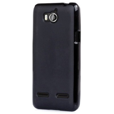 Чехол-накладка Huawei U9508/Honor 2 (черный)
