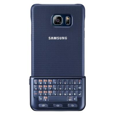 Чехол-клавиатура Samsung Galaxy Note 5 Keyboard Cover (черный)