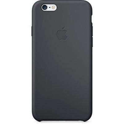 Чехол-накладка Apple для iPhone 6/6s силикон (черный) MGQF2ZM/A