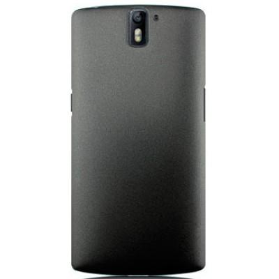 Чехол-накладка Dark color OnePlus One (черная)
