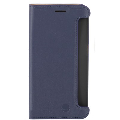 Чехол-книжка Beyzacases для Samsung S6 Edge Folio S (синий)