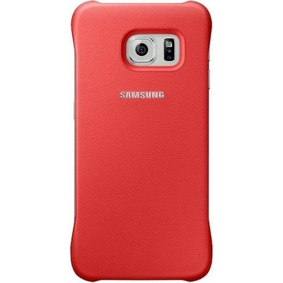 Чехол Samsung Galaxy S6 Edge Protective Cover (коралловый)