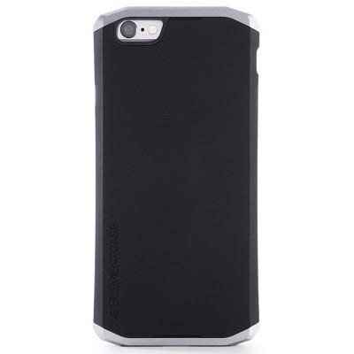 Чехол-накладка Element iPhone 6/6S Solace (черный)