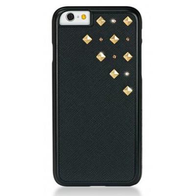Чехол-накладка BMT для iPhone 6/6S Metallique Solar (черный)