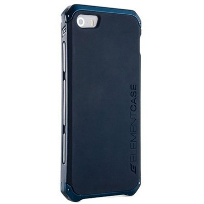 Чехол-накладка Element для iPhone 5/5S Solace (синий)