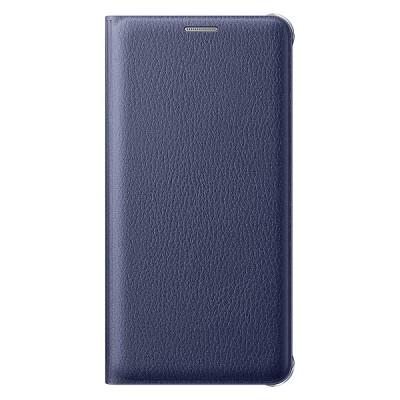 Чехол-книжка Samsung Galaxy A7 2016 Flip Wallet (черный)