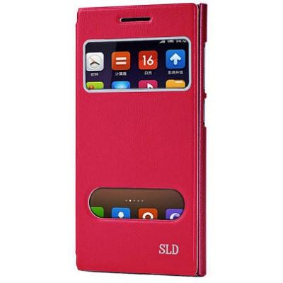 Буклет Sulada Window для Xiaomi Mi3 (красный)