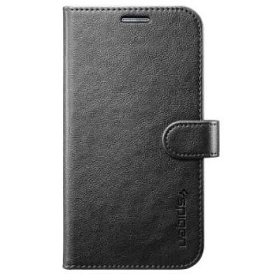 Чехол-книжка SGP Wallet S для Samsung Galaxy S6 (черный)