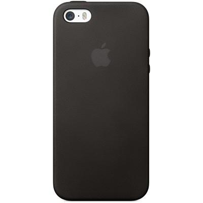 Чехол-накладка Apple для iPhone 5/5S (черный)