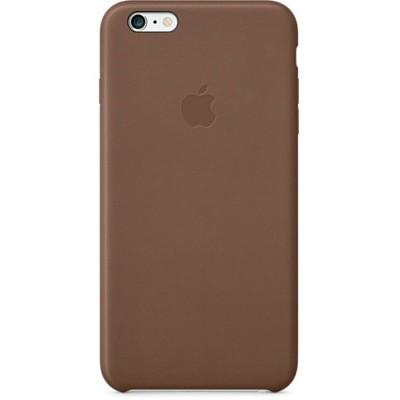 Чехол-накладка Apple iPhone 6 Plus/6s Plus (коричневый) MGQR2ZM/A