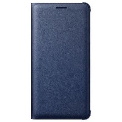 Чехол-книжка Samsung Galaxy A5 2016 Flip Wallet (черный)