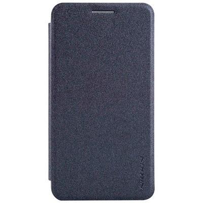 Чехол-книжка Nillkin Sparkle series для Samsung А300 (черный)
