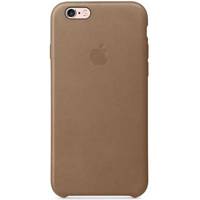 Чехол-накладка Apple iPhone 6/6S (коричневый) MKXR2
