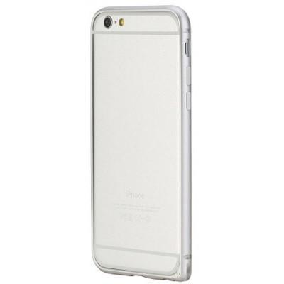 Бампер Melkco Aluminium для iPhone 6 (себряный)