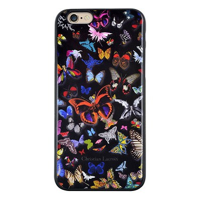 Чехол-накладка Christian Lacroix для iPhone 6/6S Butterfly Parade