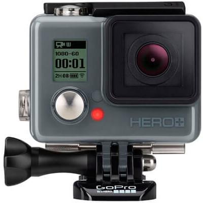 Экшн-камера GoPro HERO+ (Официальная гарантия GoPro)