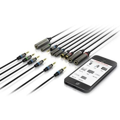 Комплект кабелей IK Multimedia iLine