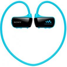 Водонепроницаемый плеер-наушники Sony NWZ-W274S/L (Blue)