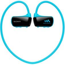 Водонепроницаемый плеер-наушники Sony NWZ-W273S/L (Blue)