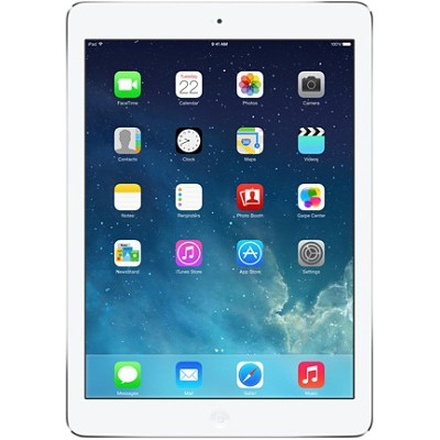 Apple iPad Air 16GB Wi-Fi Silver (MD788TU/A)