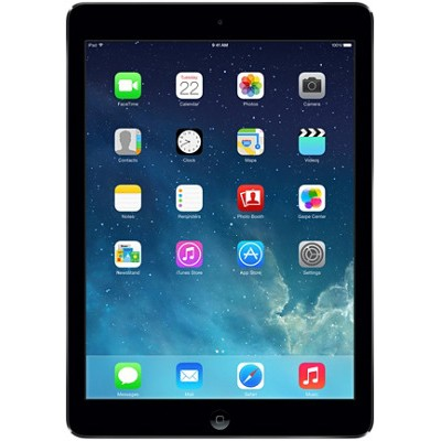Apple iPad Air 16GB Wi-Fi Space Gray (MD785TU/A)