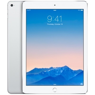 Apple iPad Air 2 128GB Wi-Fi+4G Silver (MGWM2TU/A)