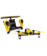 Квадрокоптер Parrot Bebop Drone с пультом управления Skycontroller (жёлтый)