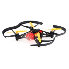 Квадрокоптер Parrot Minidrones Airborne Night Blaze with Led Lights - Red