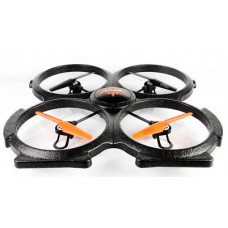 Квадрокоптер UdiRC DRONE UFO 2,4 GHz, 520мм, камера, 4CH, 360 flip U829