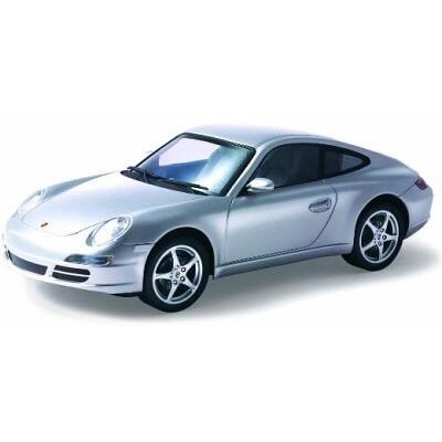 Радиомодель Машинка Silverlit Porshe 911 Silver