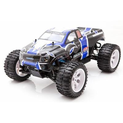 Радиомодель HPI Maverick Strada MT EVO 1:10 монстр-трак 4WD синий RTR
