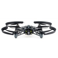 Квадрокоптер Parrot Minidrones Airborne Night Minidrone Swat with Led Lights - Black