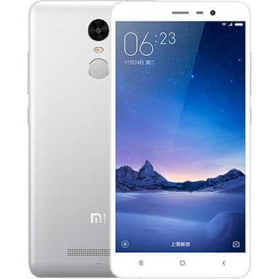 Xiaomi Redmi Note 3 16Gb (Silver)