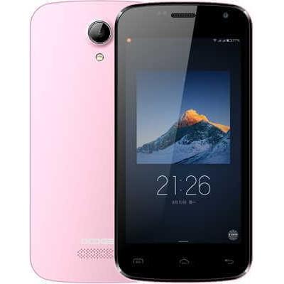Doogee X3 (Pink)