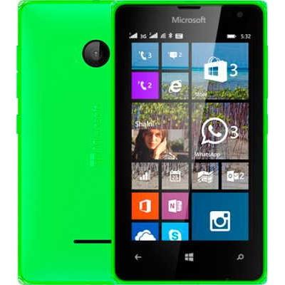 Microsoft Lumia 532 (Nokia) Dual SIM Green