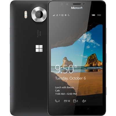 Microsoft Lumia 950 Dual SIM (Black)