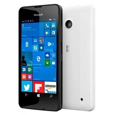 Microsoft Lumia 550 (Nokia) White