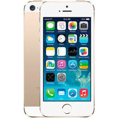 iPhone 5s 16GB (Gold) как новый Original factory refurbished by Apple