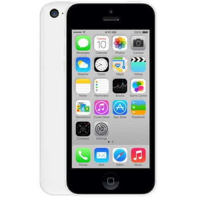 iPhone 5c 16GB (White) Original factory refurbished by Apple Slim Box