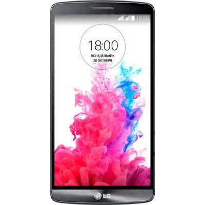 LG G3 Dual D856 32Gb (Metallic Black)