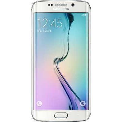 Samsung G925F Galaxy S6 edge 64Gb (White Pearl)