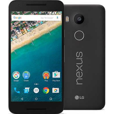 LG Google Nexus 5X 16Gb (Black)